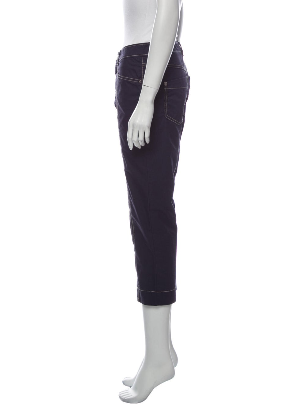 Bogner Straight Leg Pants Blue - image 2