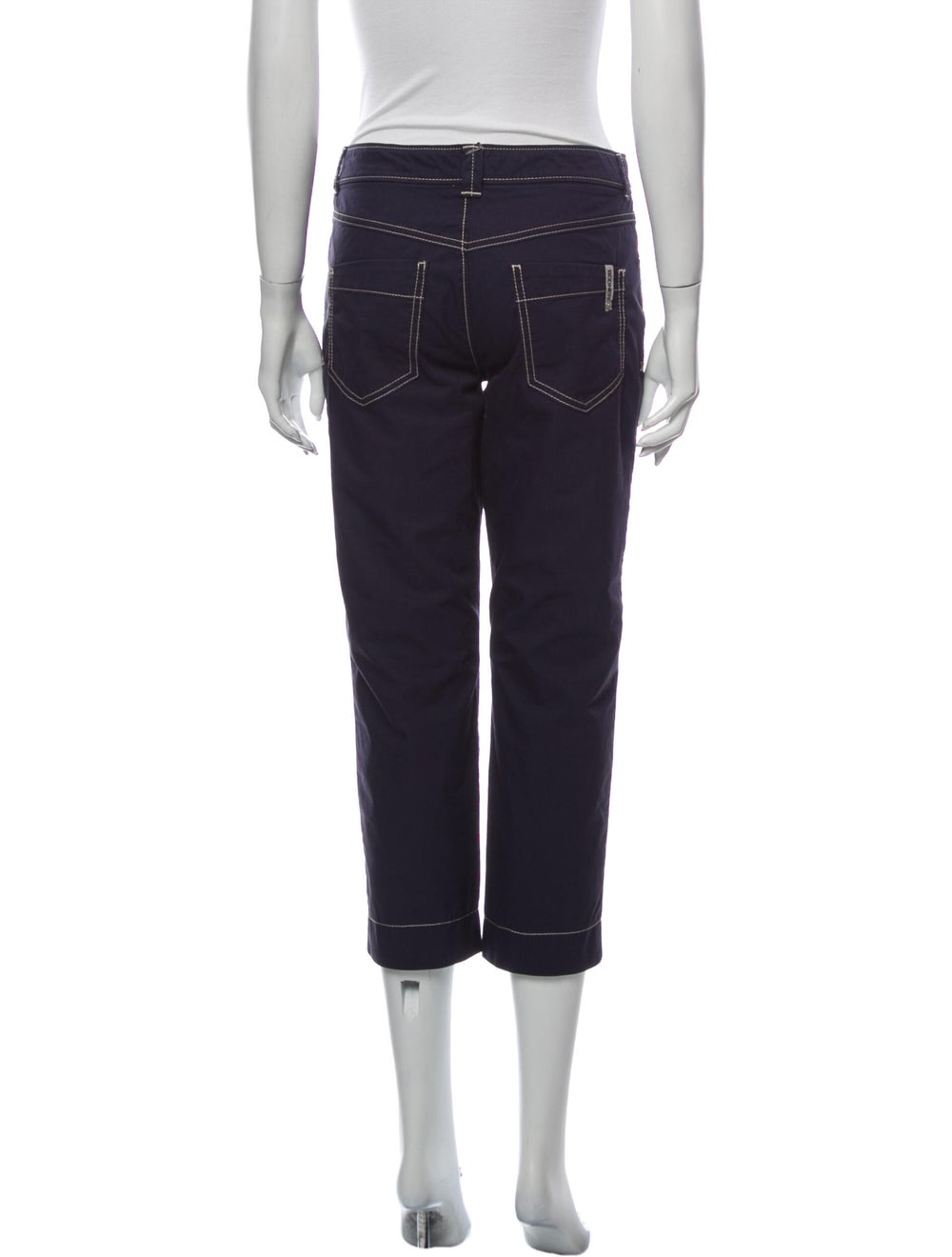 Bogner Straight Leg Pants Blue - image 3