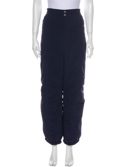 Bogner Straight Leg Pants Blue