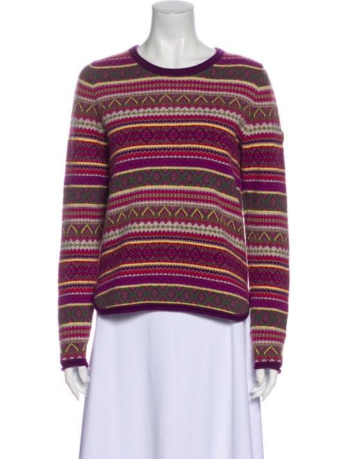 Bogner Wool Striped Sweater Wool
