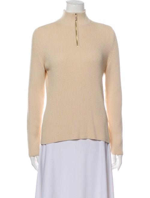 Bogner Mock Neck Sweater