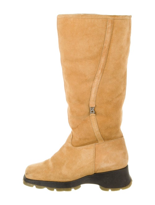 Bogner Suede Riding Boots