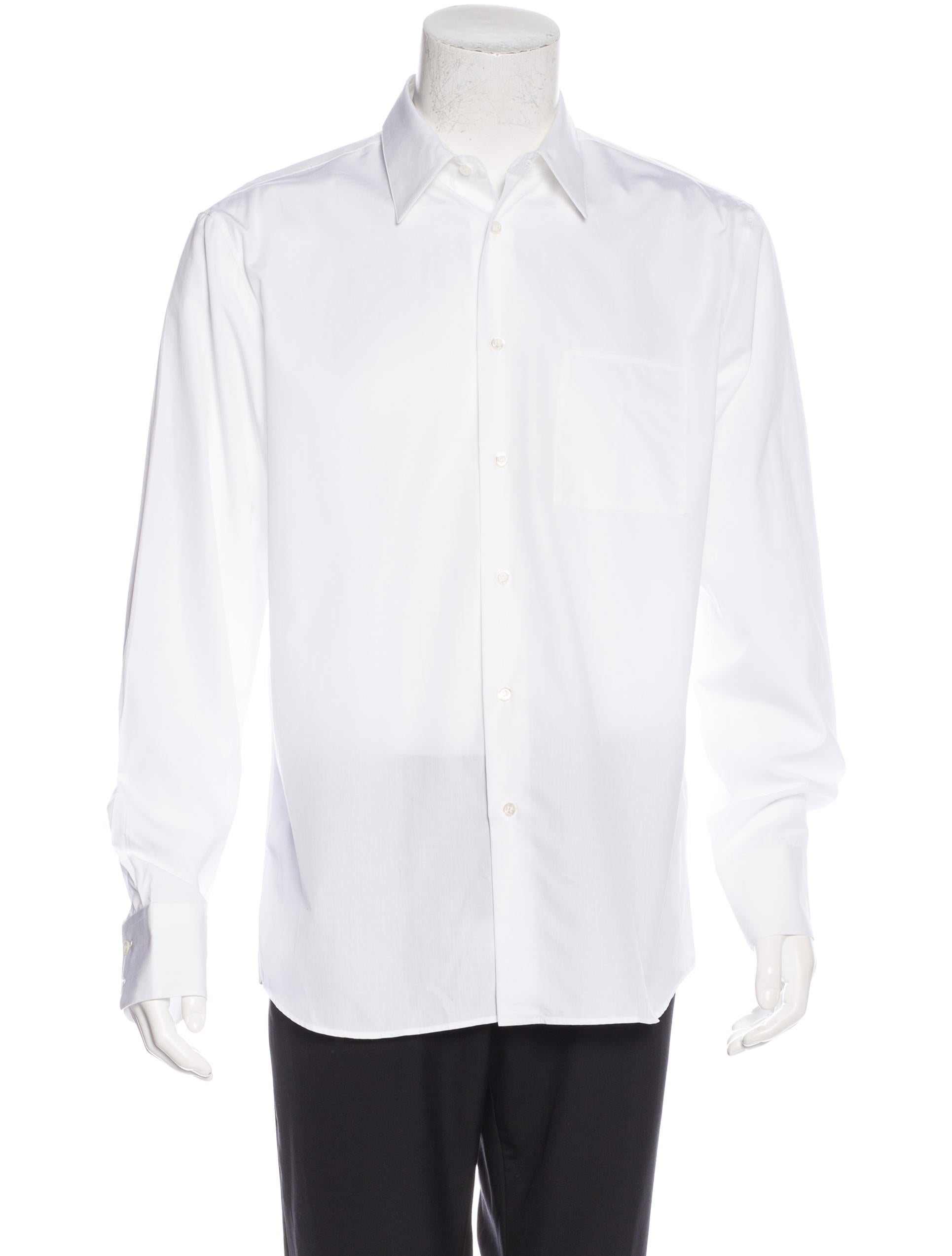 Bally Woven Button Up Shirt W Tags Clothing Wb221595