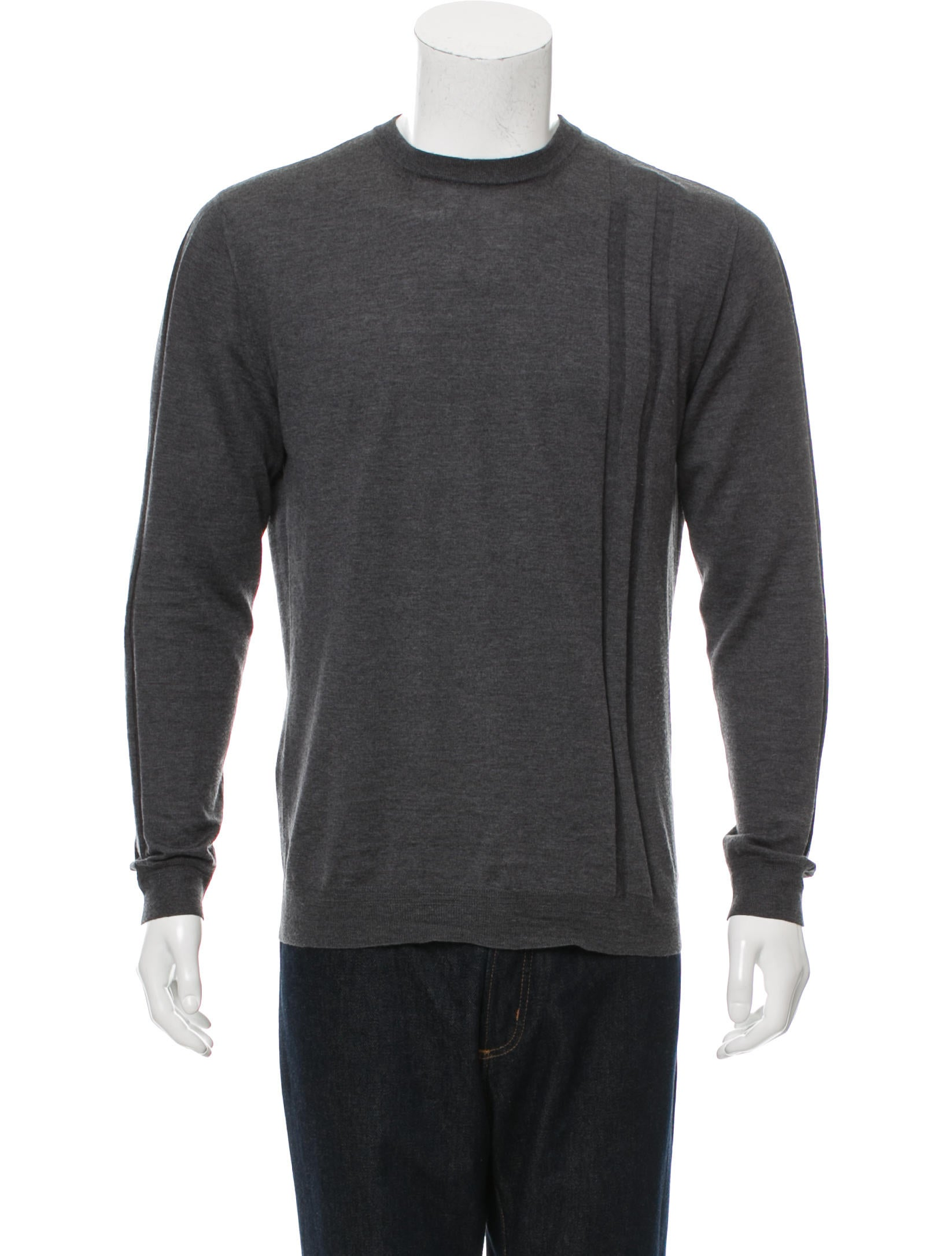 Wool Sweater Crew Neck 88
