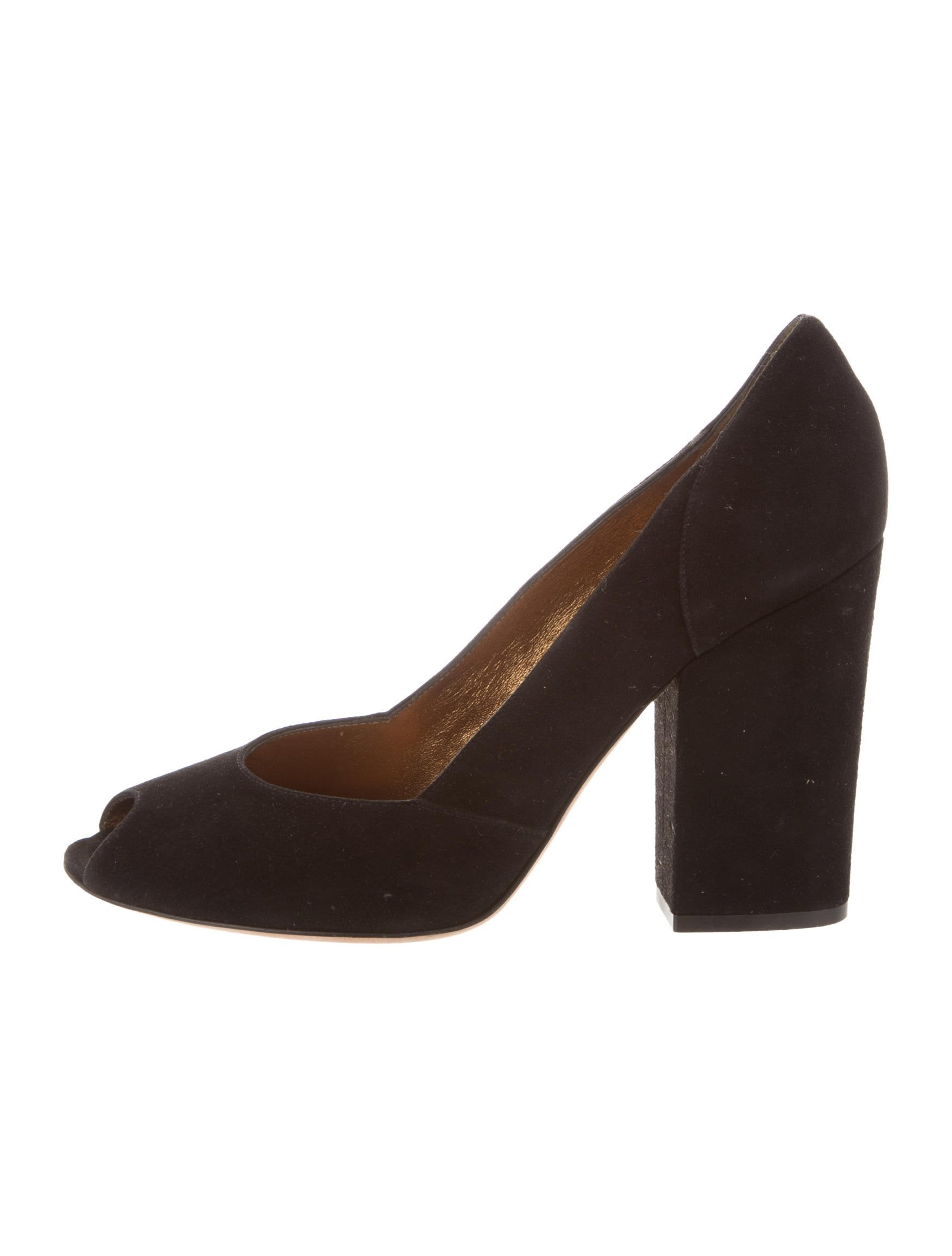 sale supply Bally Leather Peep-Toe Pumps cheap sale Cheapest 2014 unisex cheap price shop for sale discount visit JXhg9cO
