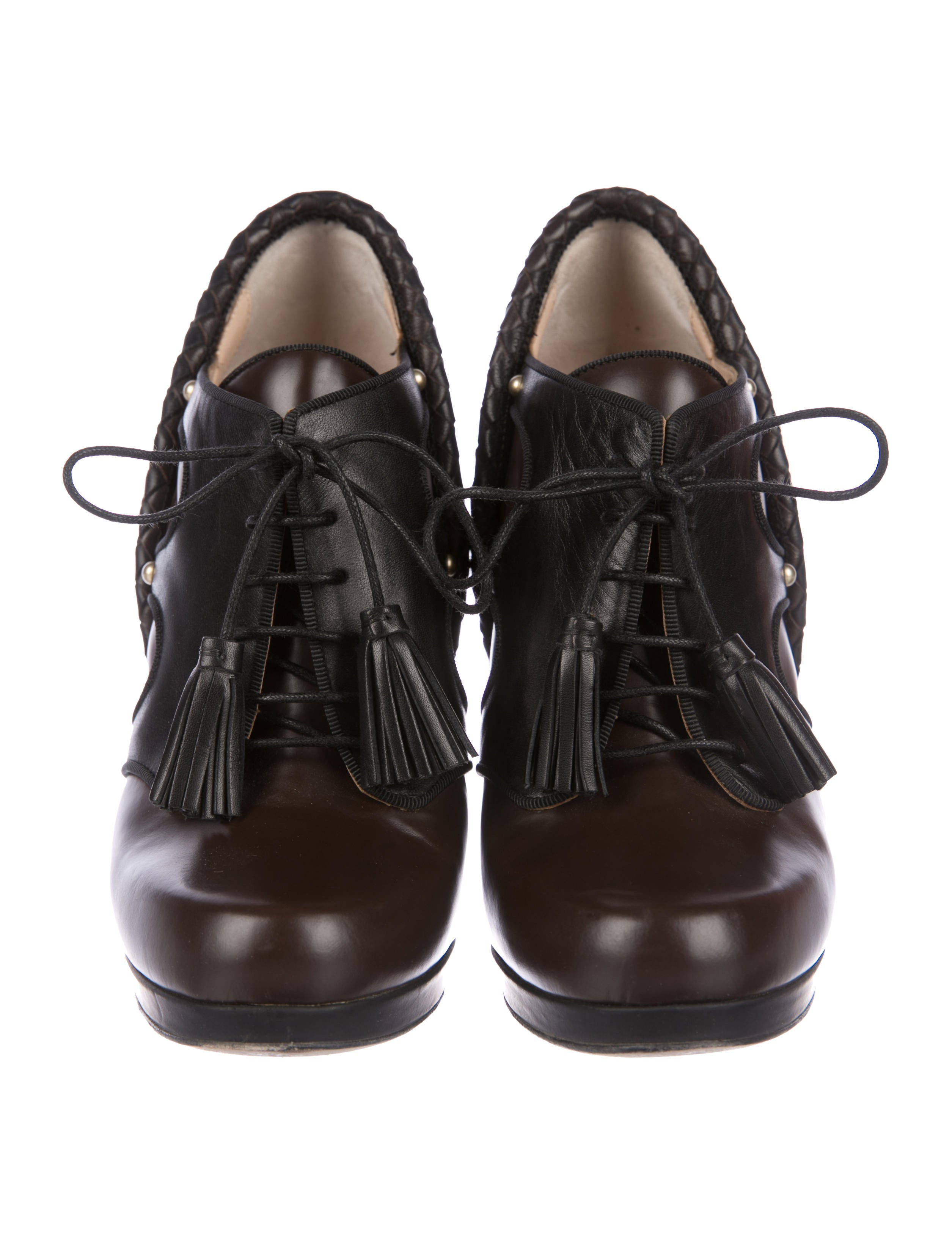 clearance top quality 2015 new cheap price Bally Dedica Leather Booties under 50 dollars outlet cost yZhbdo3