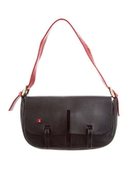 Bally Leather Shoulder Bag - Handbags - WB225002  d4ed1ffe53b7c
