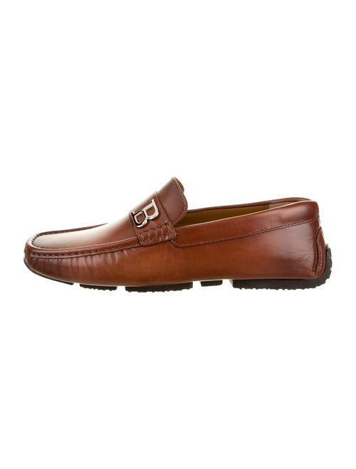 Bally Pievo Driving Loafers brown