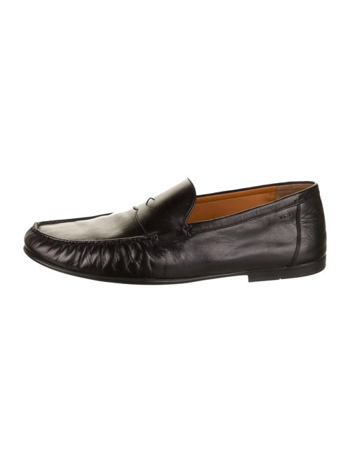 Bally Crammer Leather Loafers black