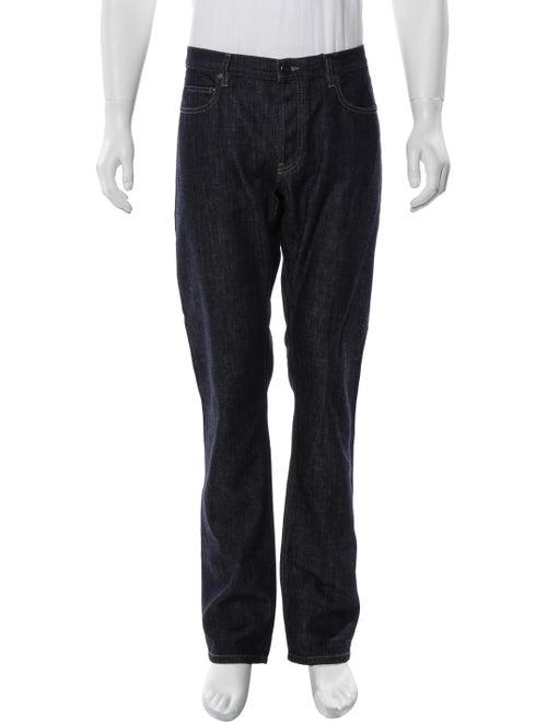 Bally Denim Straight-Leg Jeans w/ Tags blue