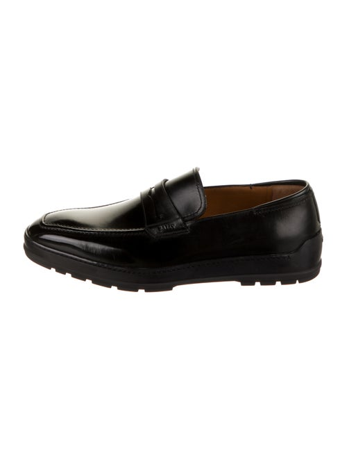 Bally Relon Leather Loafers black
