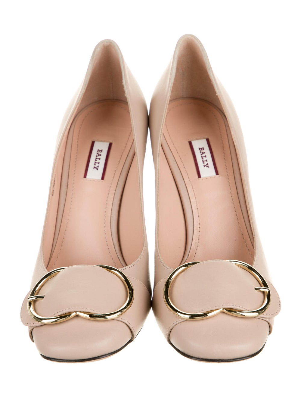 Bally Leather Pumps - image 3
