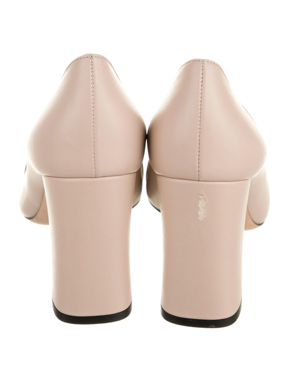 Bally Leather Pumps - image 4