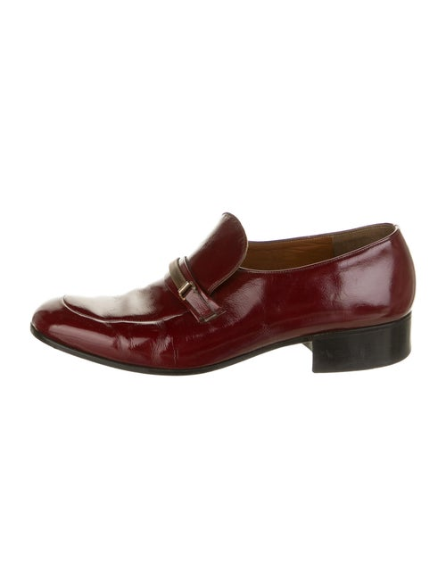 Bally Patent Leather Dress Loafers