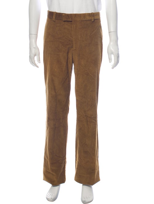 Bally Corduroy Pants Brown