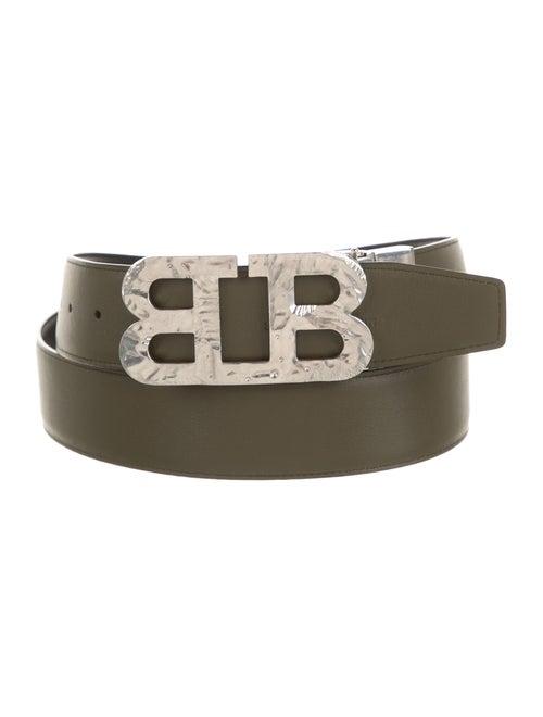 Bally Leather Belt Black