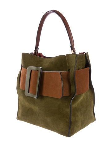 Devon Suede Capperi Bag