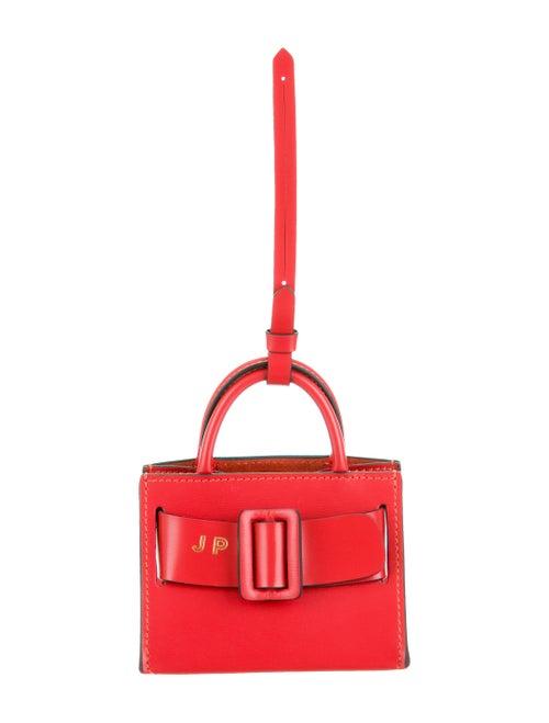 Boyy Bobby 23 Mini Leather Bag Red