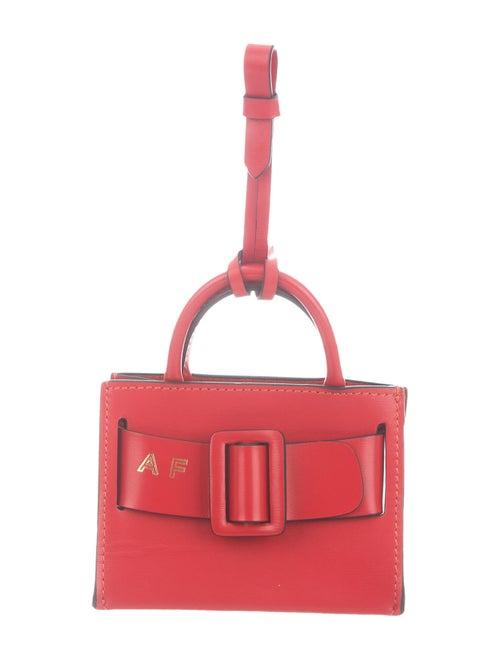 Boyy Micro Bobby Charm Bag Red