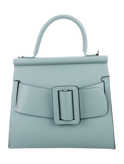 Boyy Leather Handle Bag Blue