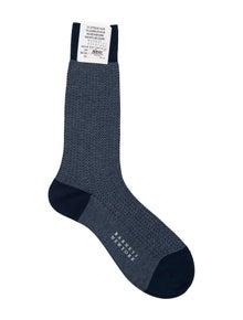 189a45e348e Barney s New York. Chevron Knit Socks ...