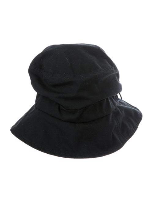 Barney's New York Black hat Black