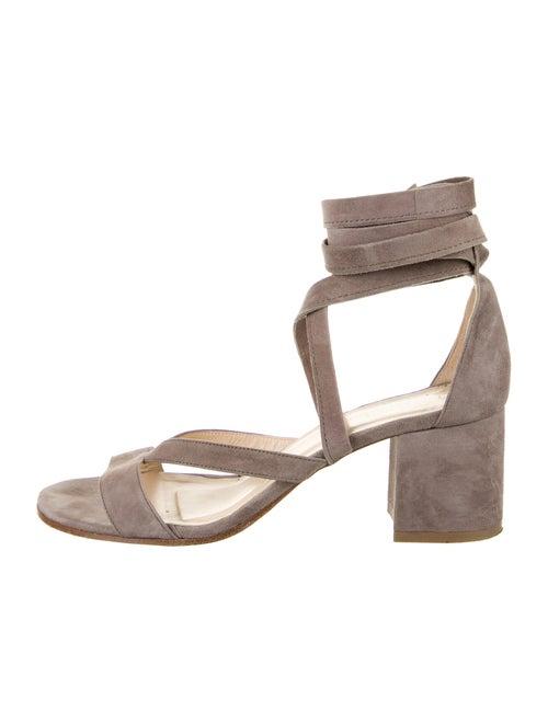Barney's New York Sandals Grey