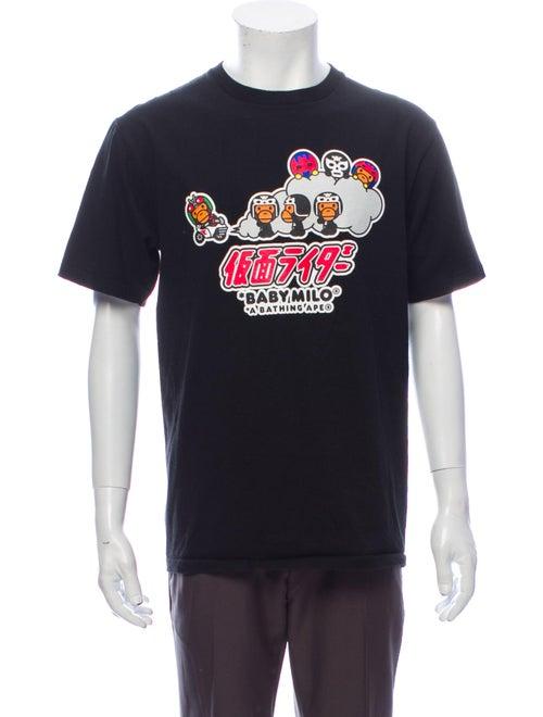 Bape 2016 x Kamen Rider Baby Milo T-Shirt Blue