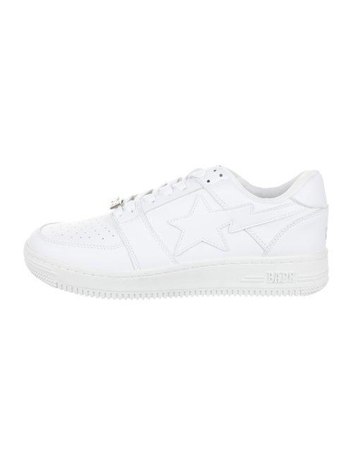 Bape Bapesta Sneakers w/ Tags White