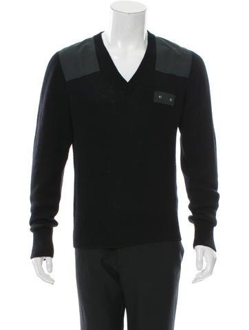 Michael Bastian Knit V-Neck Sweater None