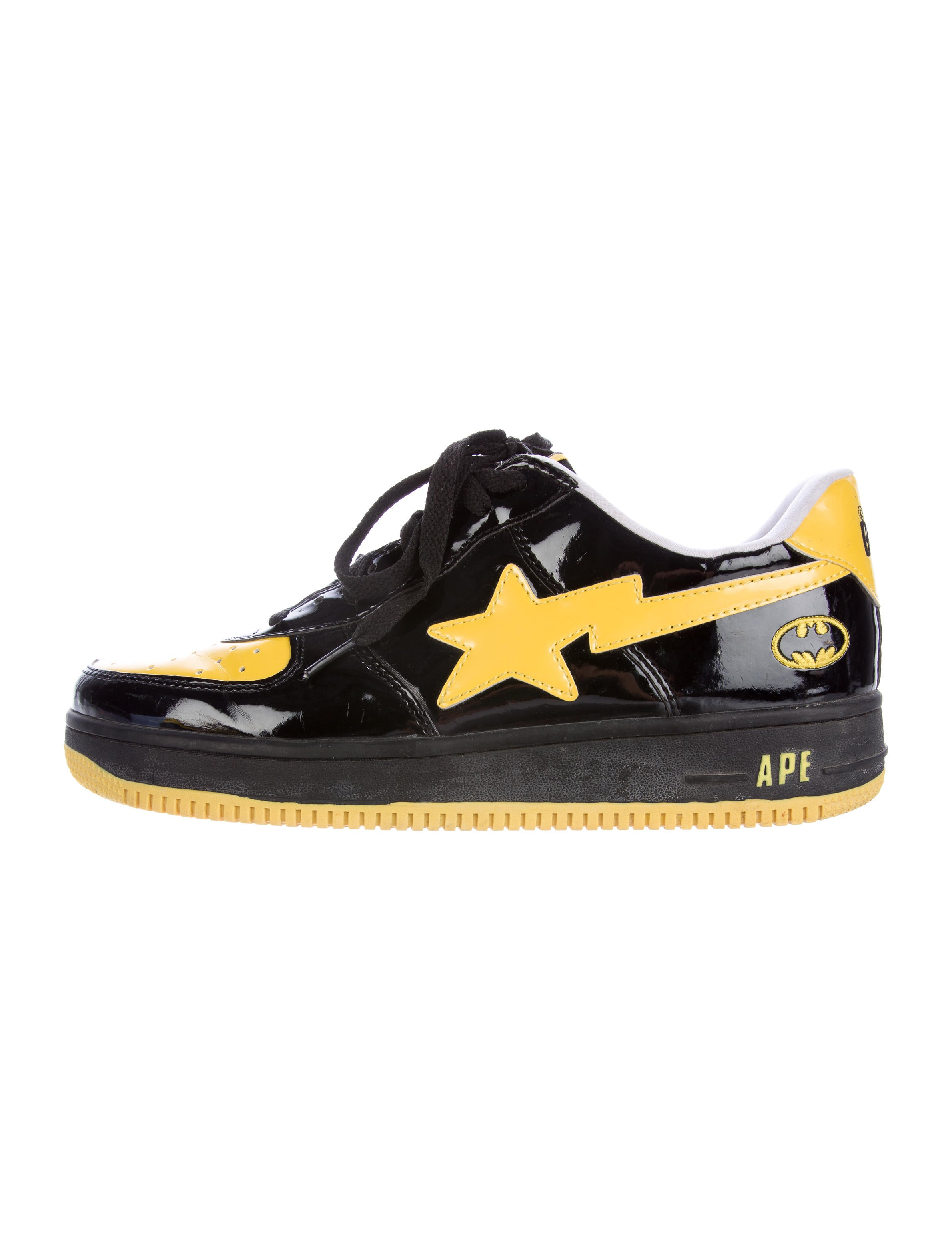 87e417f325e2 A Bathing Ape Bape Sta Batman Sneakers - Shoes - WBATP20082