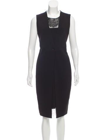 Bcbg Max Azria Long Sleeve Knit Dress Clothing Wbc20833 The
