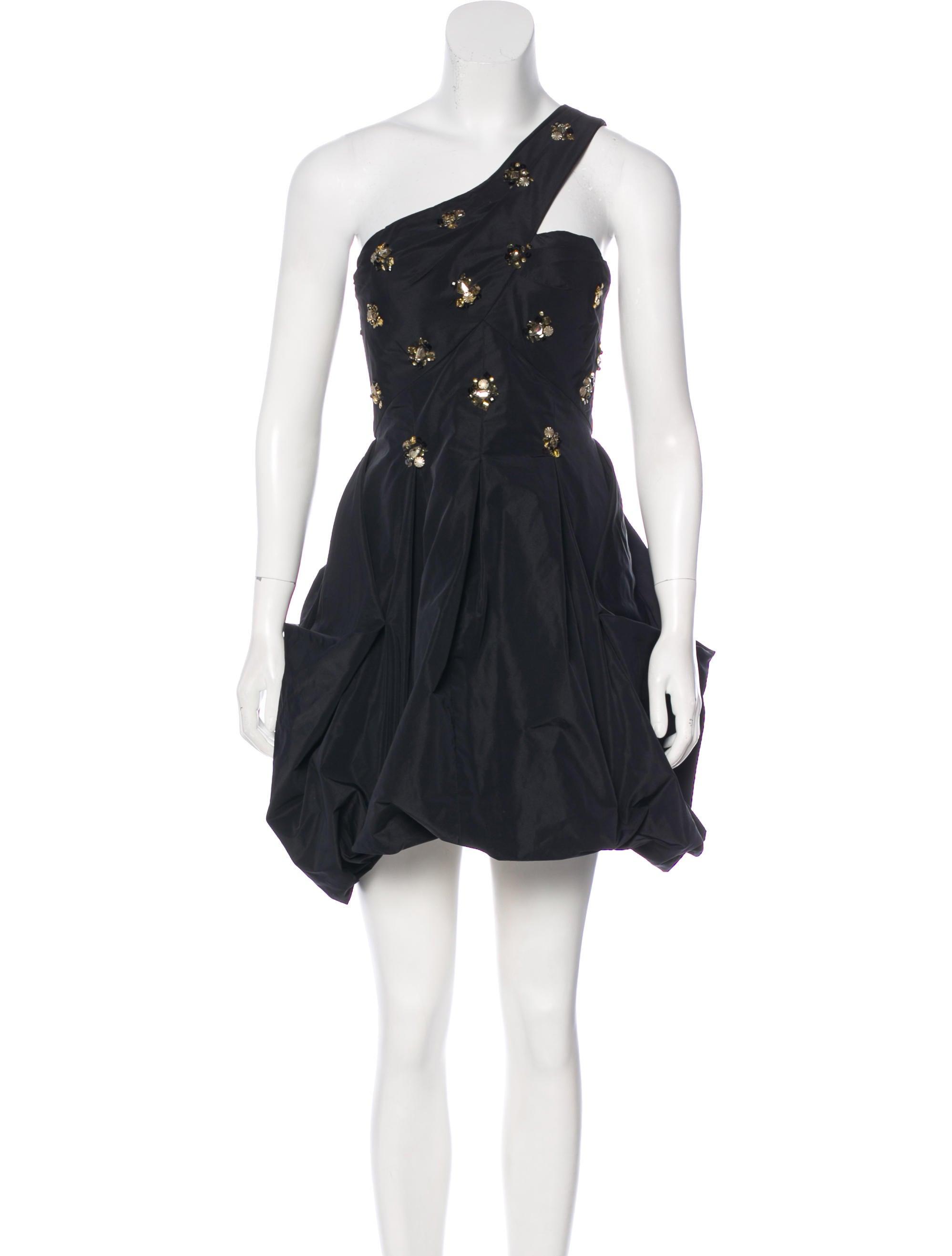 BCBG Max Azria Embellished Cocktail Dress - Clothing - WBC21492 ...