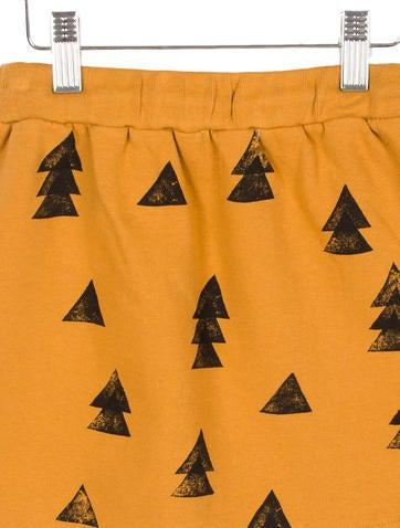 Girls' Lightweight Tree Print Skirt w/ Tags