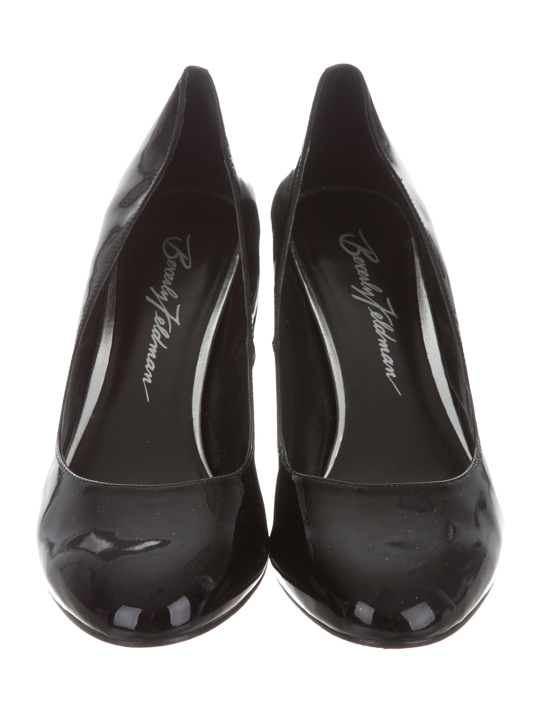 sale lowest price for sale discount sale Beverly Feldman Madalyn Patent Leather Pumps best seller for sale real sale online oouVT