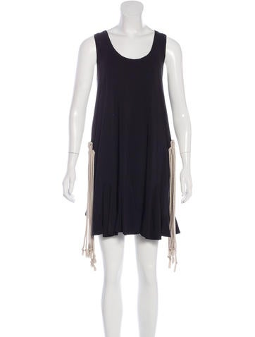 Bui by Barbara Bui Sleeveless Knit Dress None