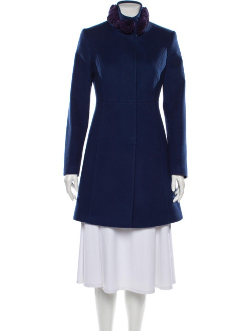 Blugirl Virgin Wool Coat Wool