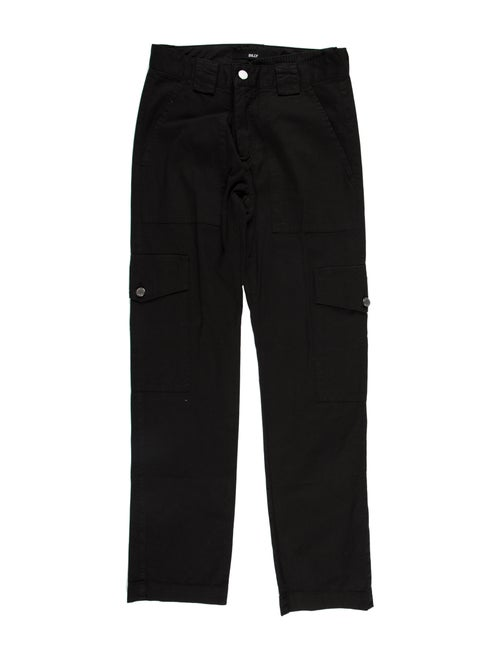 Billy Woven Cargo Pants black