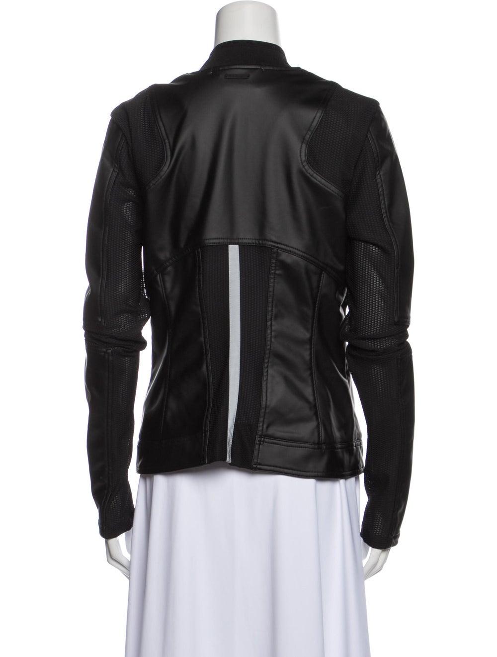 Blanc Noir Biker Jacket Blanc - image 3