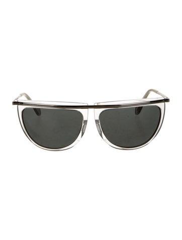 Translucent Acetate Sunglasses
