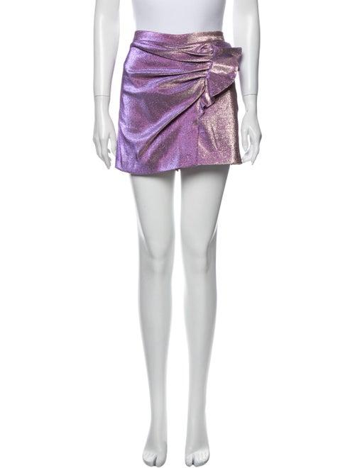 Boutique Moschino Mini Shorts Pink