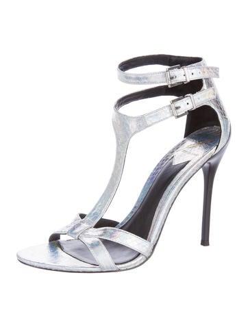 Holographic Multistrap Sandals