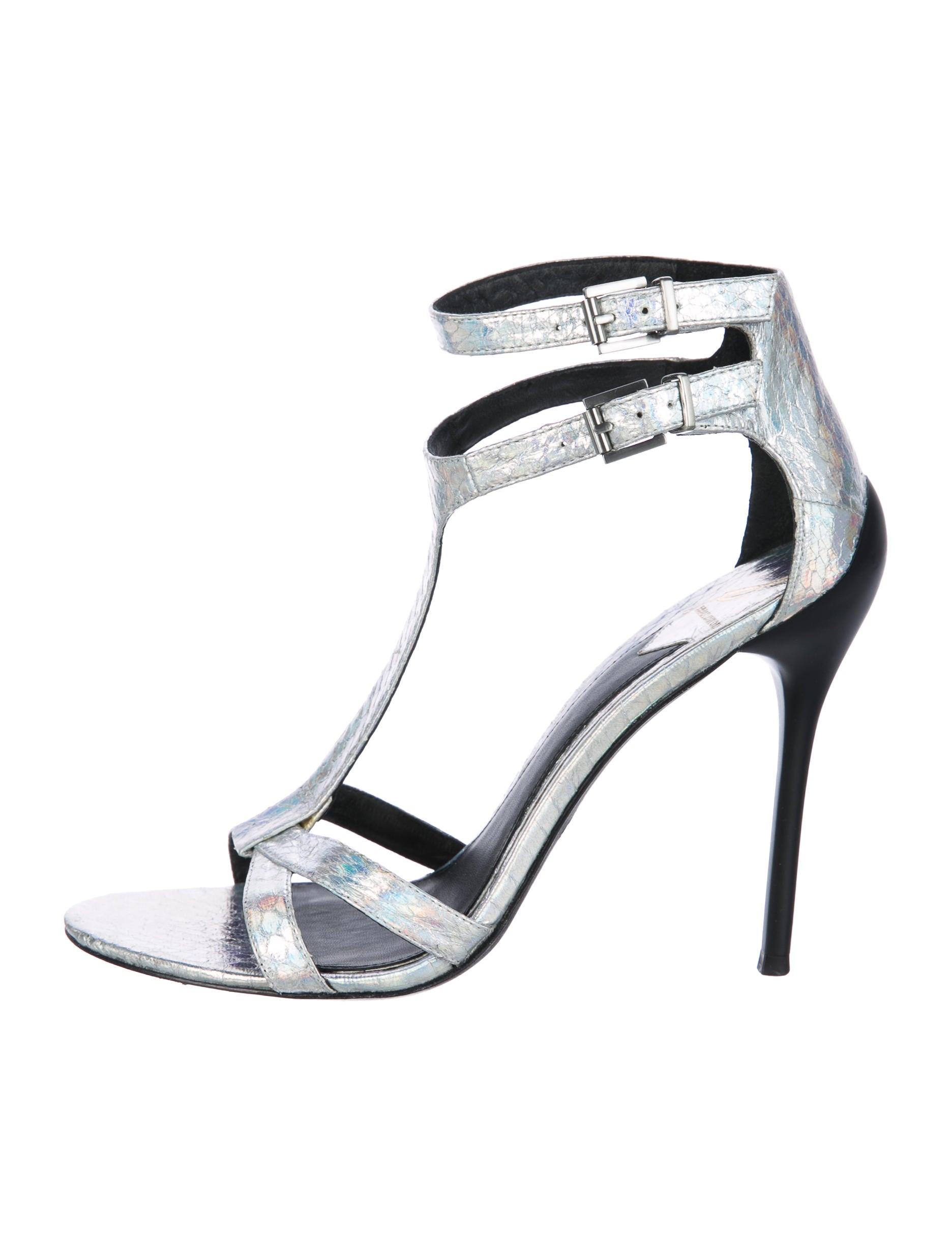 B Brian Atwood Laetitia Snakeskin Sandals cheap manchester great sale cheap order popular online clearance explore L8sJO9Nl9