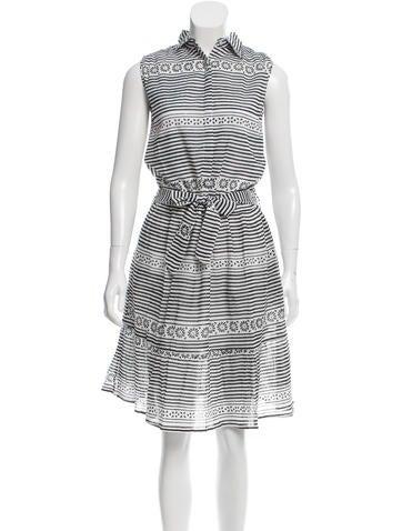 Banjanan Yves Printed Dress w/ Tags