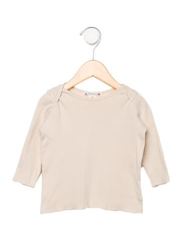 Bonpoint Girls' Rib Knit Top None