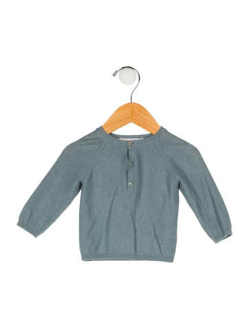 Bonpoint Girls' Cashmere Pullover Sweater None