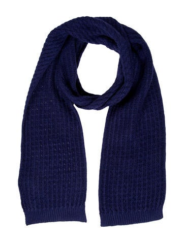 Bonpoint Girls' Wool Knit Scarf None
