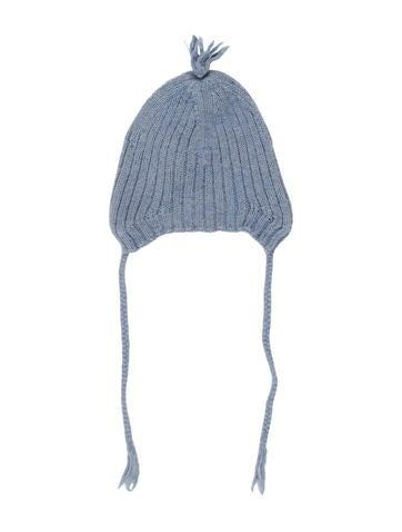Bonpoint Girls' Knit Wool Beanie None