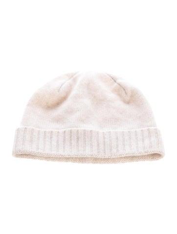 Bonpoint Girls' Rib Knit Beanie None