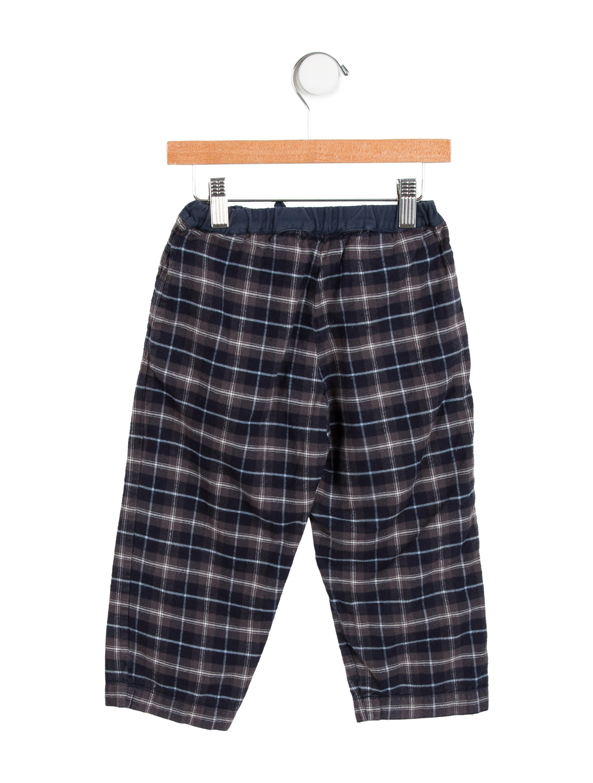 Boy's plaid pants are a splendid solution to give as a wonderful gift to children in your family. They are attractive and comfortable too. The fit and cuteness of these boy's plaid pants are relished by .